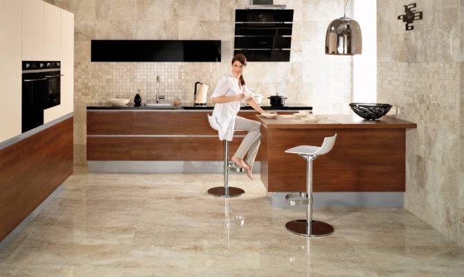 Kitchen Tile Flooring Designs Like