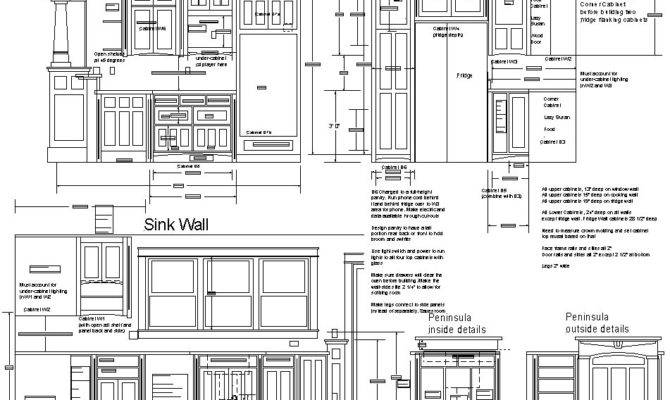 Kitchen Trends Cabinets Plans