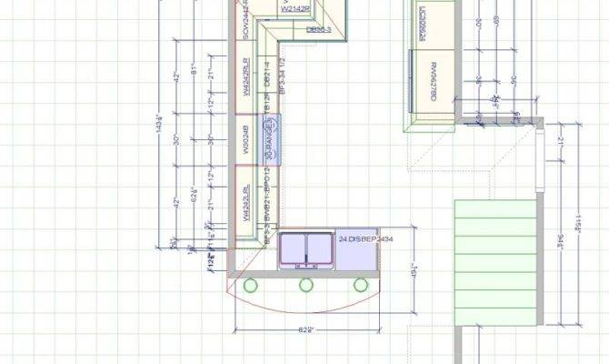 Kitchens Floor Plans