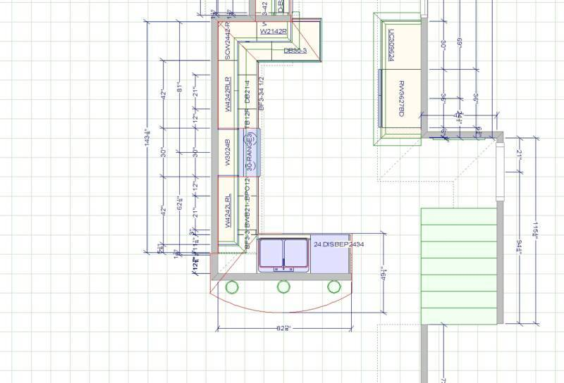 Kitchens Floor Plans