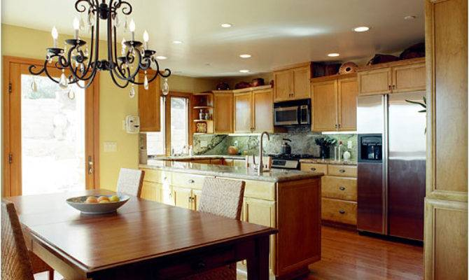 Kitchens Open Dining Room Home Decoration Club