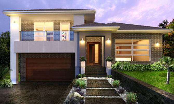 Kurmond Homes New Home Builders Split Storey