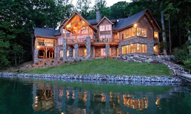 Lake Home Maintenance Tips House Plans More