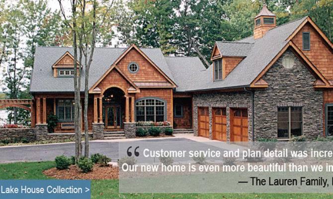 Lake Home Plans House Design
