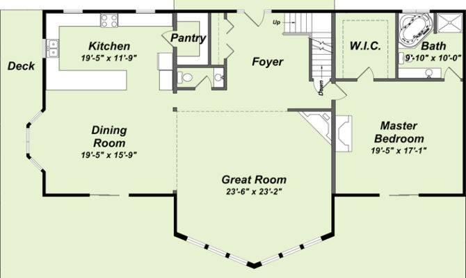 Lake House Floor Plans Thefloors