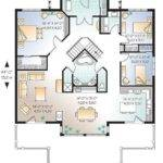 Lake House Floor Plans Walkout Basement Archives