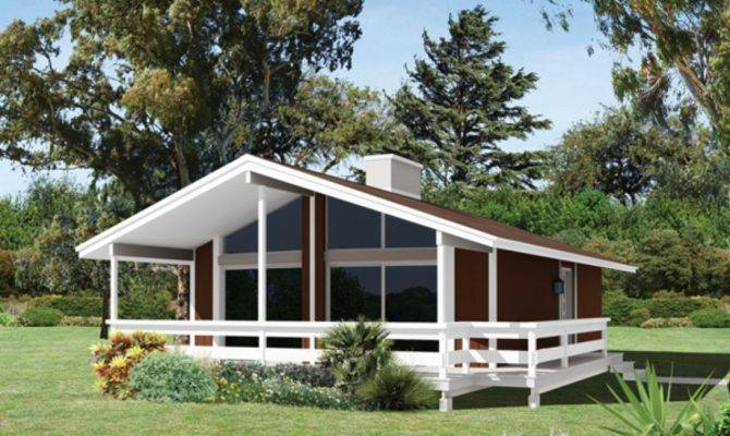 Lake House Plans Covered Deck Lakefront