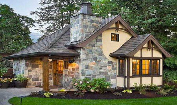 Lake House Style Well Amicalola Cottage Rustic Plan