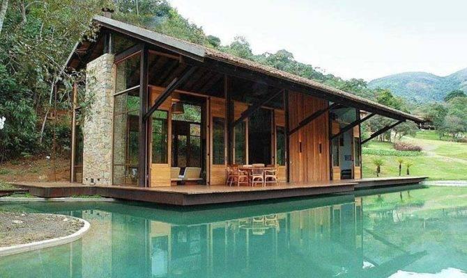 Lakeside Home Design Plans Advantages Great Views