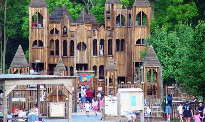 Lampesalots Kids Castle Doylestown