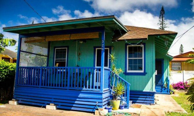Lanai Guest House Houses Rent City Hawaii