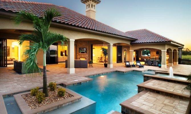 Lanai House Ideas Plans