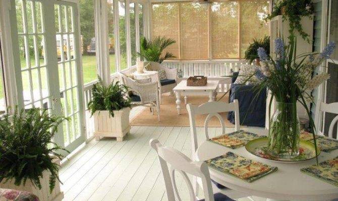 Lance Cardinal Creative Blog Country House Front Porch