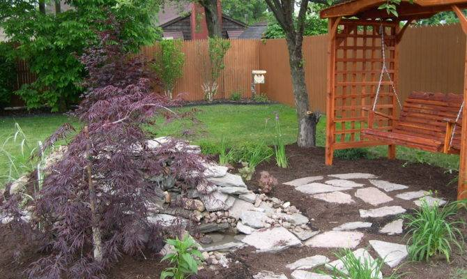 Landscape Backyard Design Ideas
