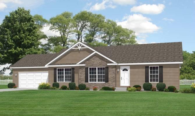 Laralyn Modular Home Floor Plan