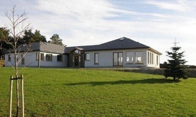 Large Bungalow House Plans Ireland Home Deco