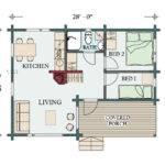 Large Cabin Floor Plans House