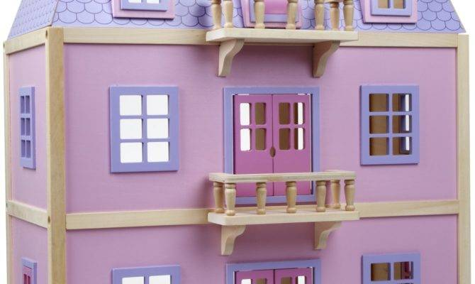 Large Doll House Plans Home Design Style