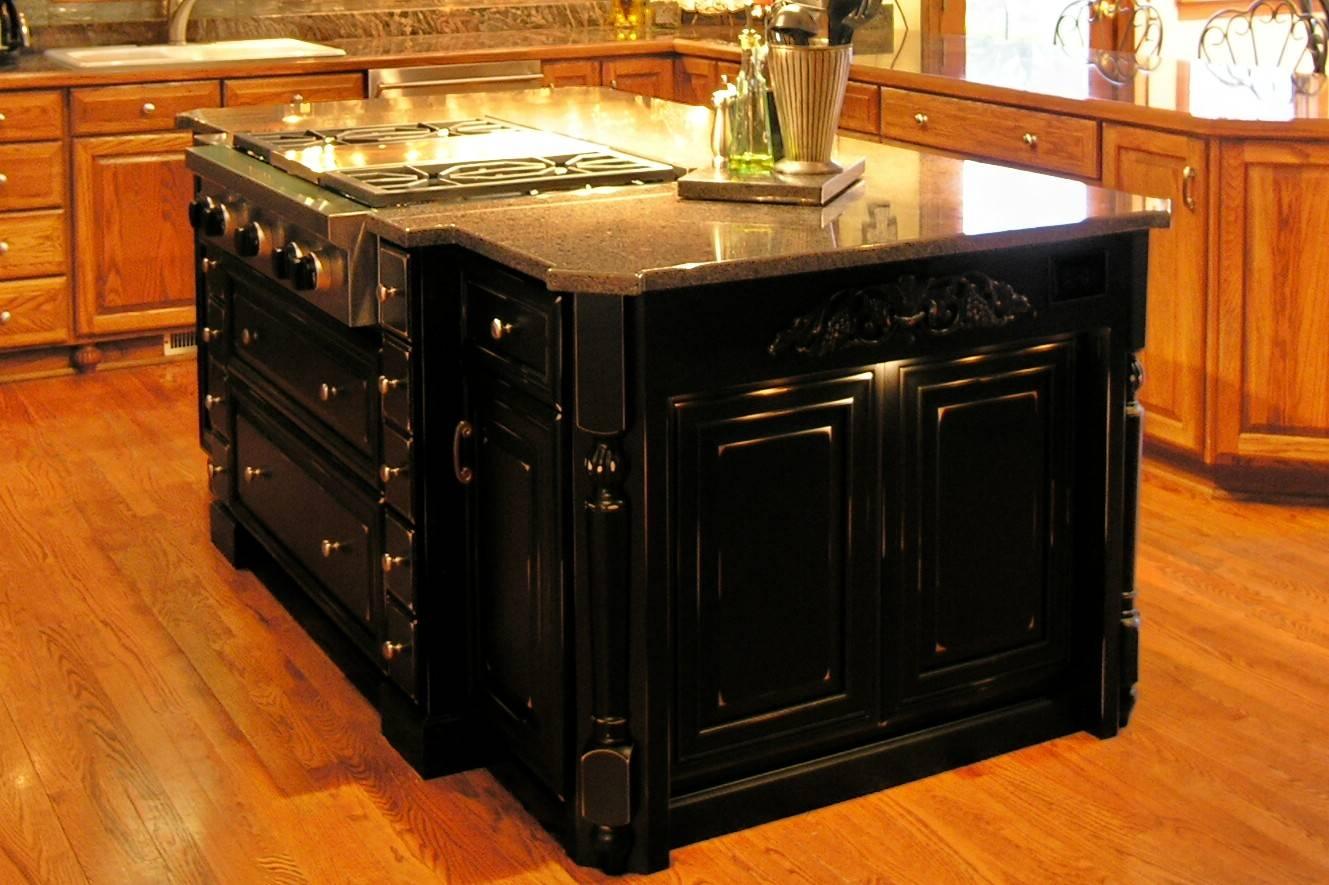 Large Kitchen Island Rmd Designs