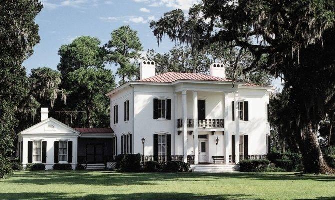 Large Plantation House Plans Home Deco