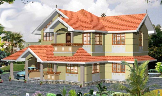Latest Bhk Kerala Home Design