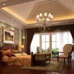 Latest Interior Desing Neoclassical Bedroom