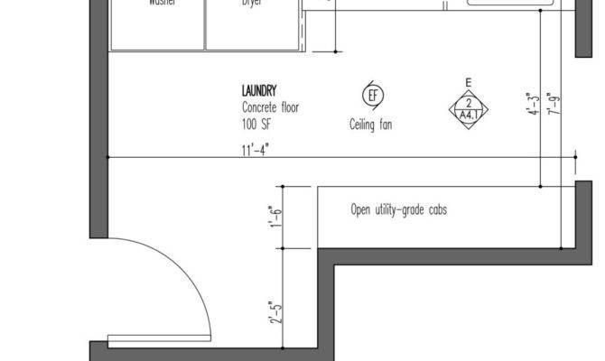 Laundry Room Floor Plans Home Design Ideas