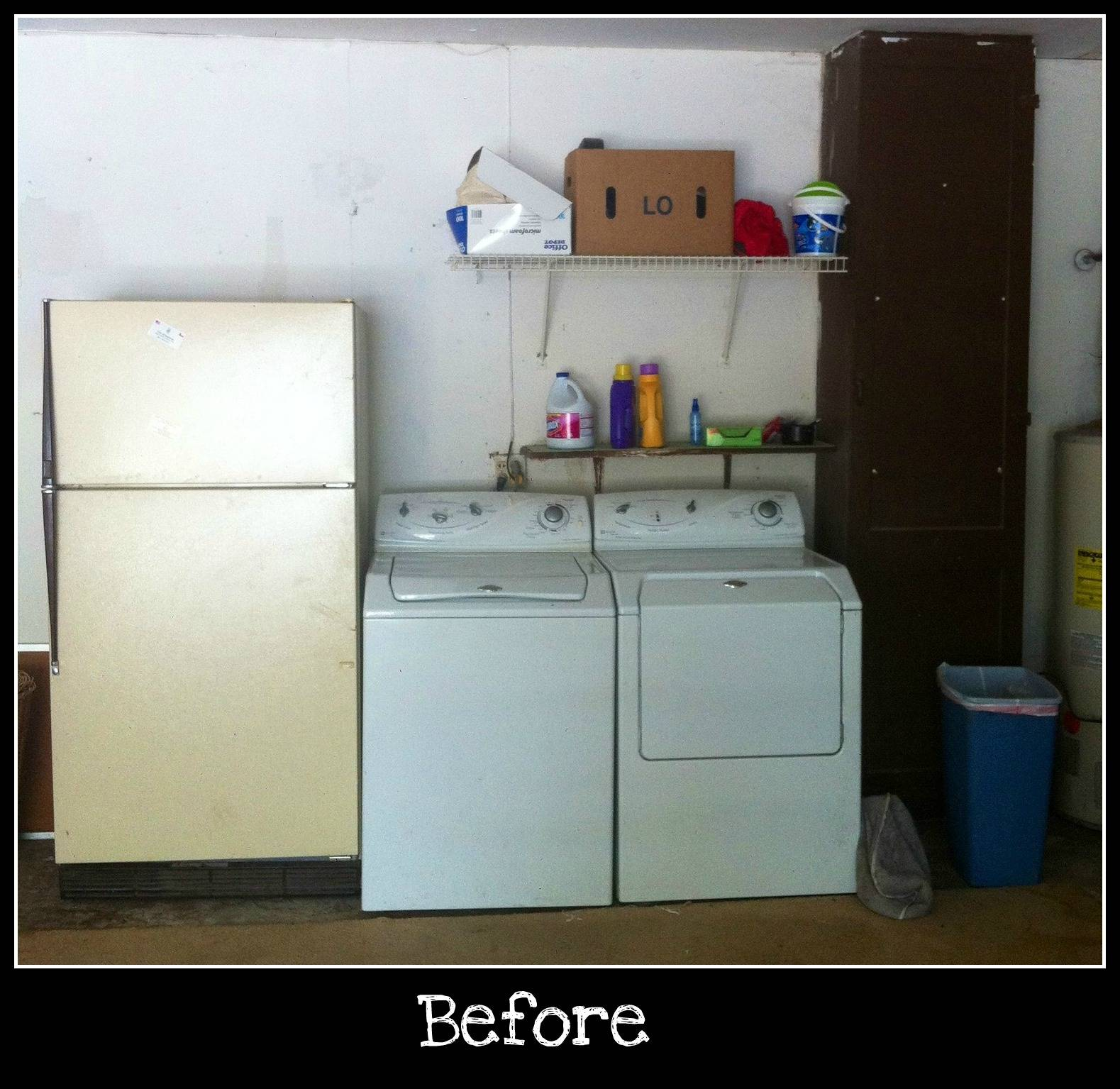 Laundry Room Garage Homes Decoration Tips