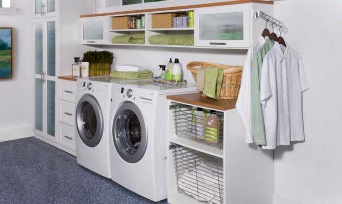 Laundry Room Garage Ideas