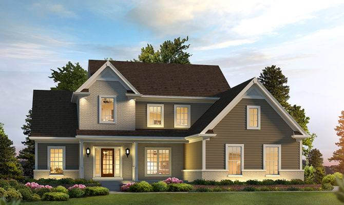 Lauren Traditional Home Plan House Plans More