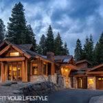Lavish Mountain Home Design Classic Tahoe Style Ski