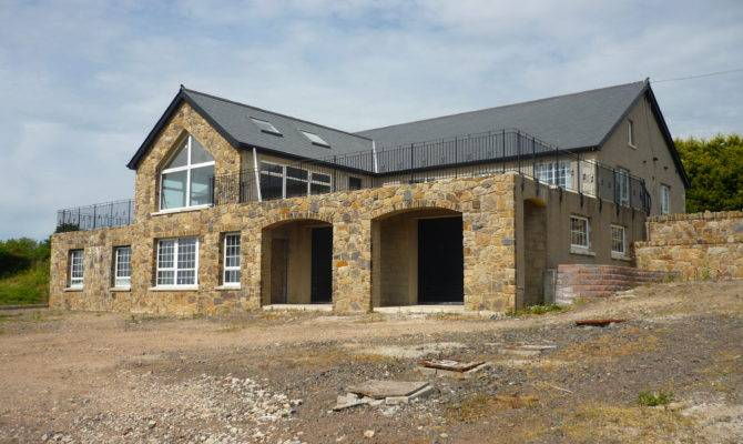 Law Son Claudy Stone Built House Stoneyford