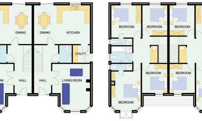 Layout House Joy Studio Design Best