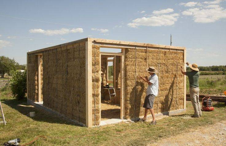 Learn Build Straw Bale Buildings Clay