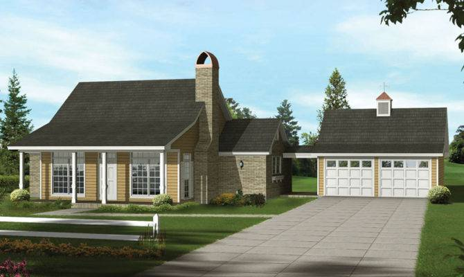 Lemoncove Acadian Ranch Home Plan House Plans More