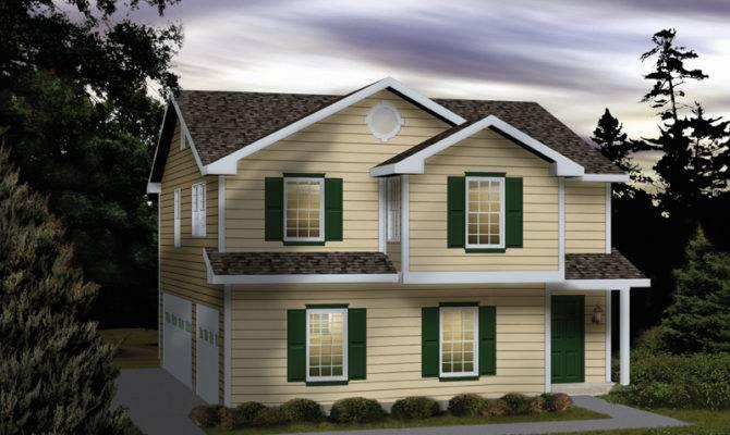 Lena Park Car Garage Apartment Plan House Plans More