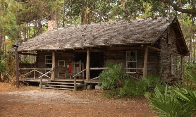 Let Get Rustic Old Fashioned Log Cabin