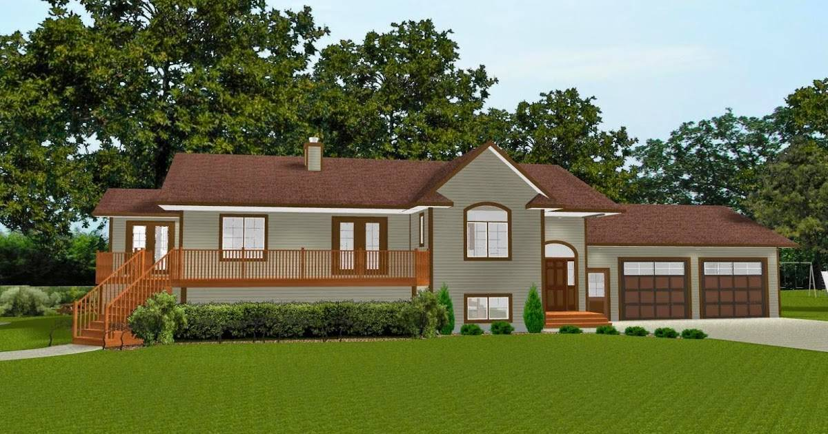 Level House Designs Plans