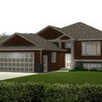 Level House Plans Garage Edesignsplans
