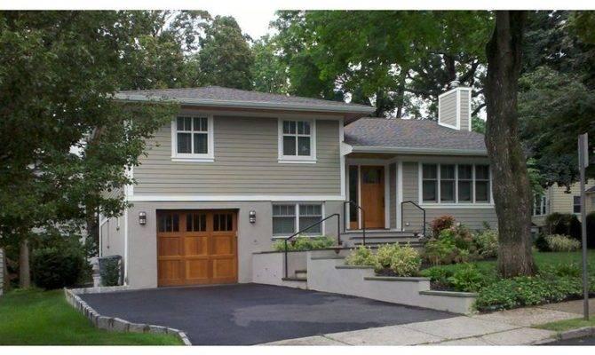 Level Remodeling Split Exterior House Ideas
