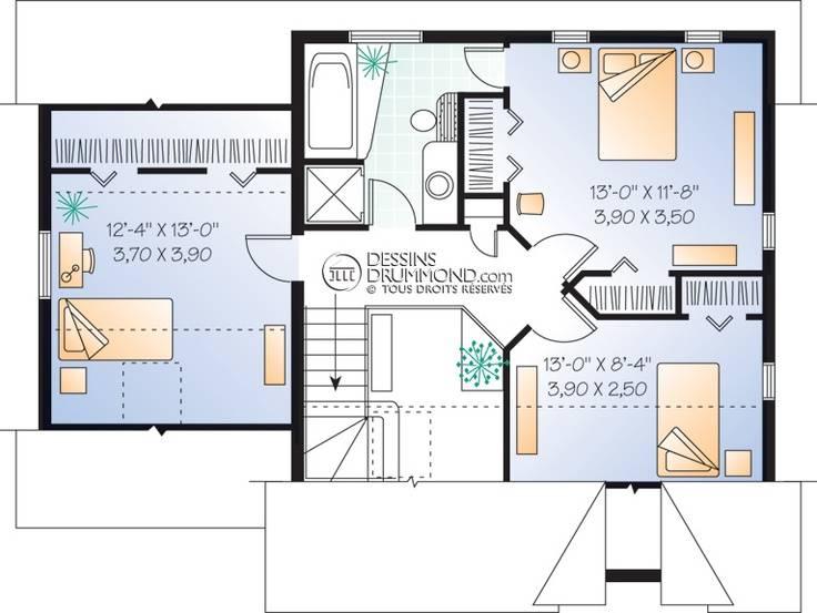 Level Room Over Garage House Plans Pinterest