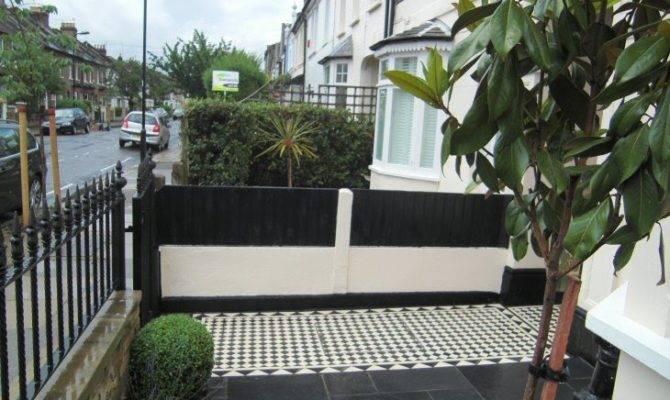Life Designing Victorian Front Garden Design Chiswick