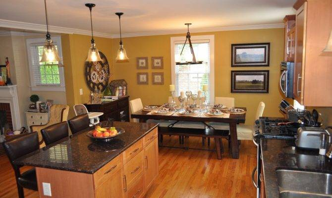 Lifestyle Blog Room House Tour Kitchen Dining Area