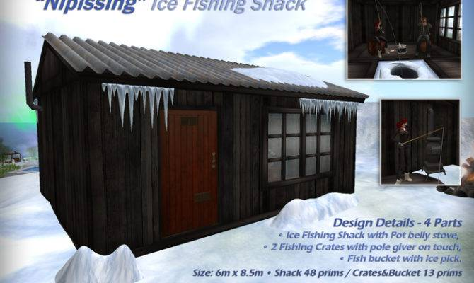 Link Website Related Ice Fishing Shack Plans