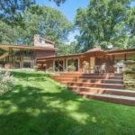 Listing Week Frank Lloyd Wright Inspired Home