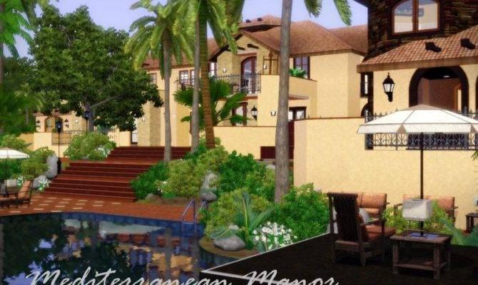 Liugao Mediterranean Manor