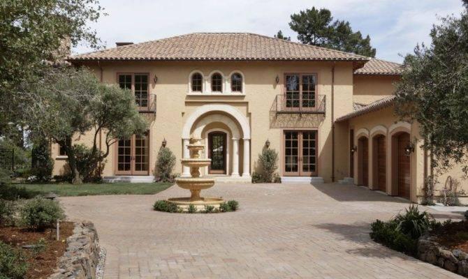 Live Breathe Decor Italian Villa Style Houses
