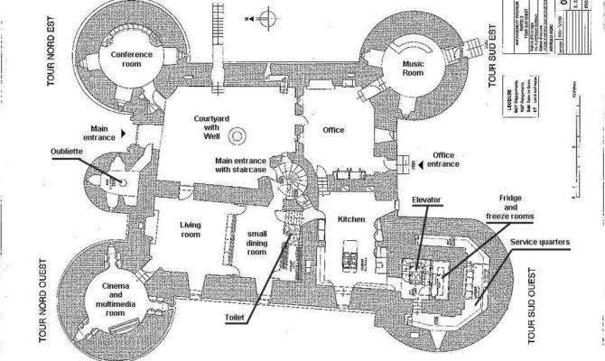 Live There Castle Floor Plans Unique Not Very Common