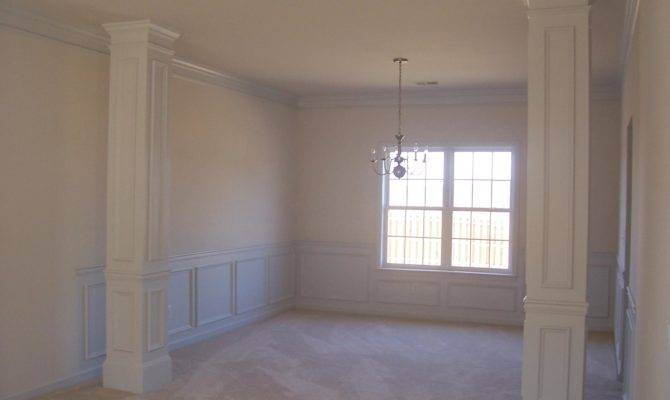Living Dining Room Combined Hardwood Paint