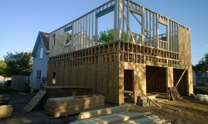 Living Quarters Above Garage Foundations Pinterest
